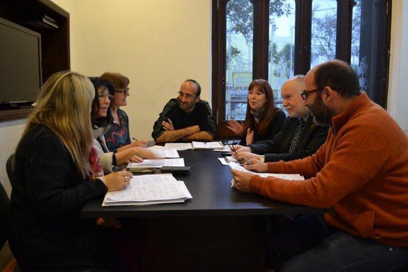 Reunión de trabajo entre EMTur, Bureau de Convenciones y UNMDP.