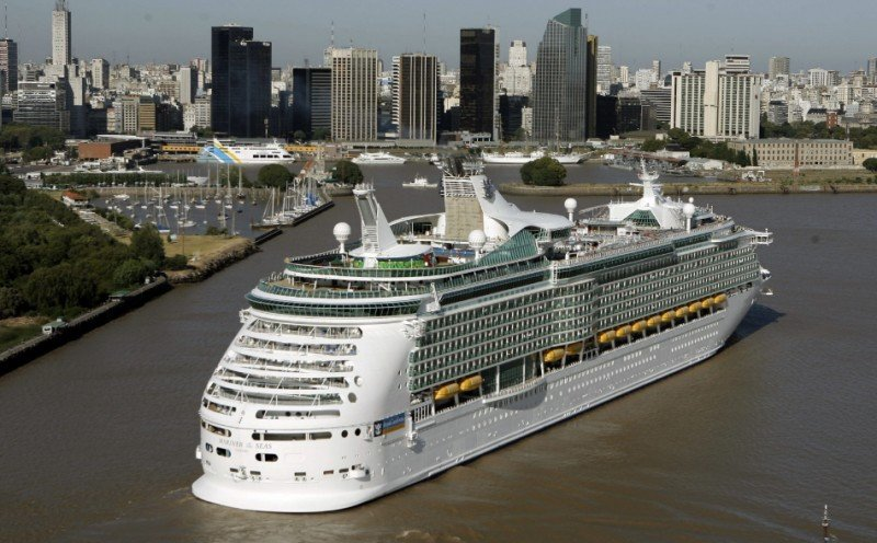 Terminales Río de la Plata espera reactivación del crucerismo en Buenos Aires.