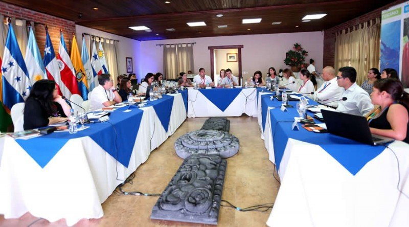 Reunión Marca Pais en Honduras (Foto: Presidencia de Honduras)