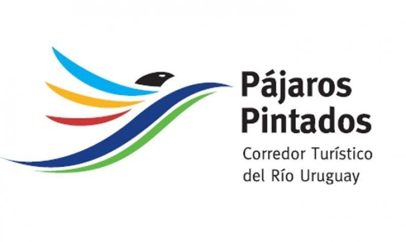 Logo de la marca regional Pájaros Pintados.