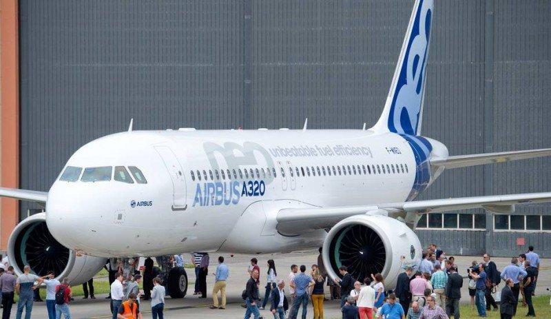 Avianca compra 62 aviones Airbus A320neo para operar en Brasil