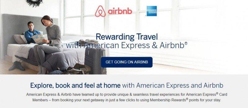 American Express ofrecerá a sus clientes de empresa los pisos de Airbnb