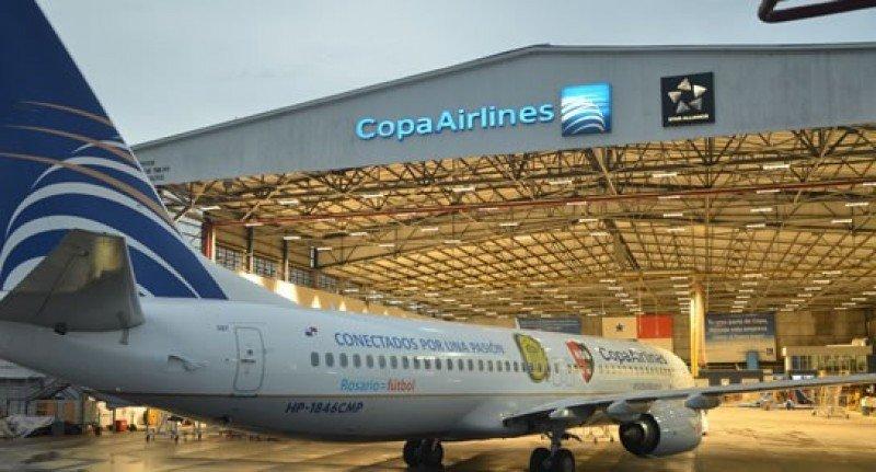 Copa Airlines volará diariamente entre Panamá y Rosario