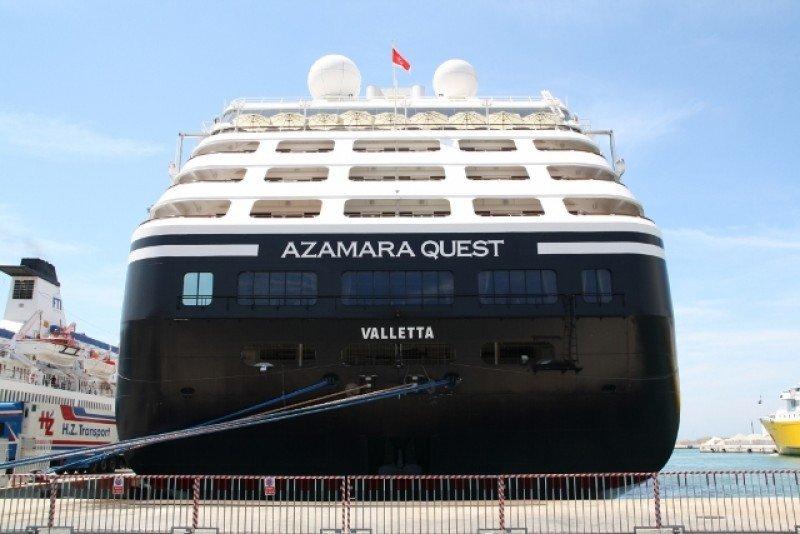 Azamara Quest.