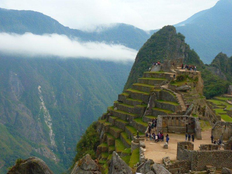 Machu Picchu recibió un 12% más de visitantes en el primer semestre