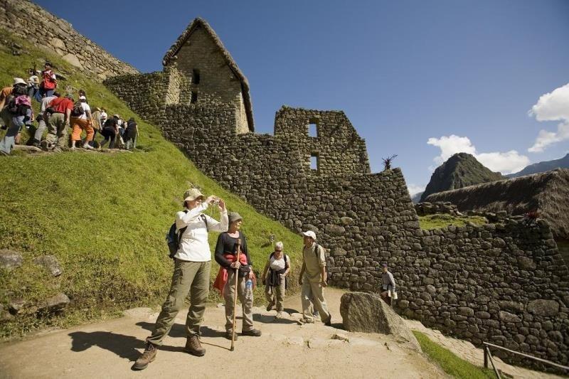 Perú ganó 103.000 turistas extranjeros hasta mayo