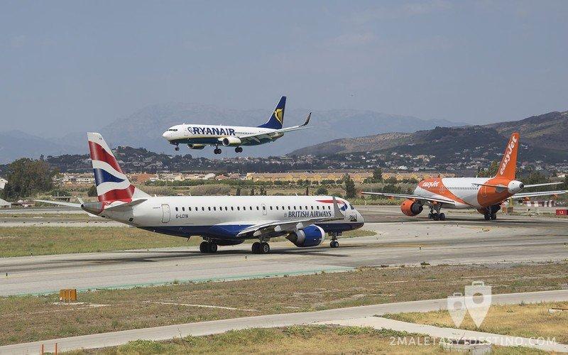BA, easyJet y Ryanair, las aerolíneas más expuestas al Brexit (Foto: blog 2 maletas y 1 destino)