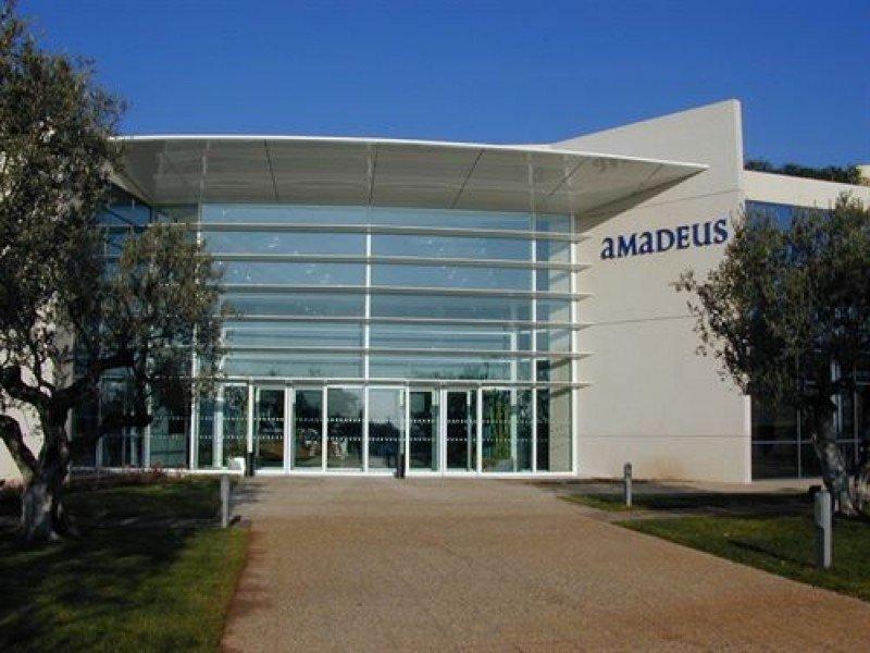 Amadeus ganó US$ 504 en el primer semestre