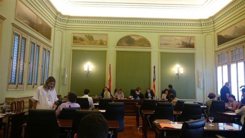 Parlament de Baleares.