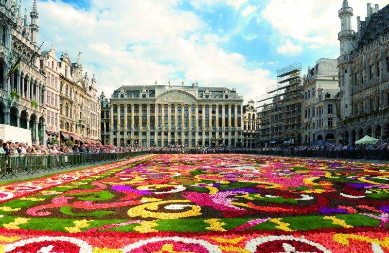 Celebración del día del rey en Bélgica. Foto: Blog de Halcón Viajes.