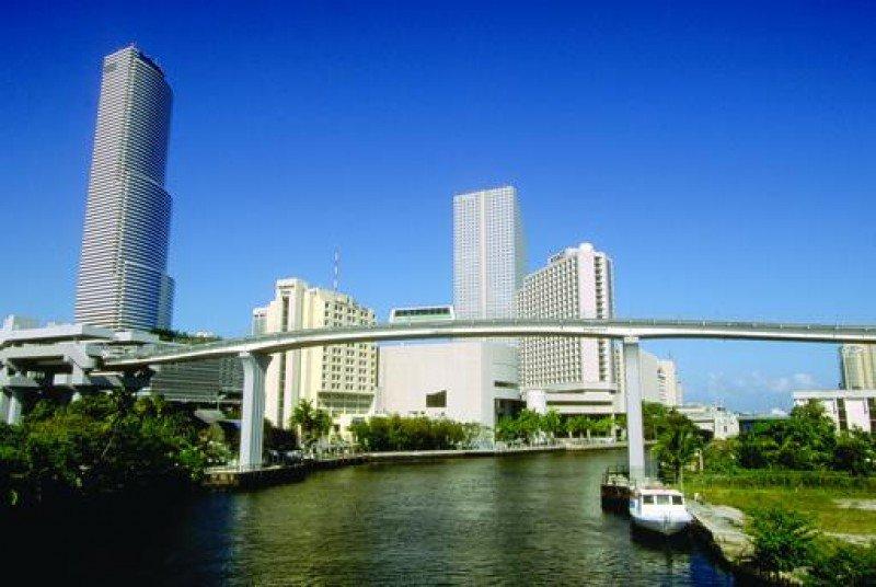 Una imagen de Miami.