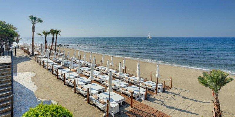 Costa del Sol prevé una temporada récord. Foto: Fuerte Hotel Marbella.