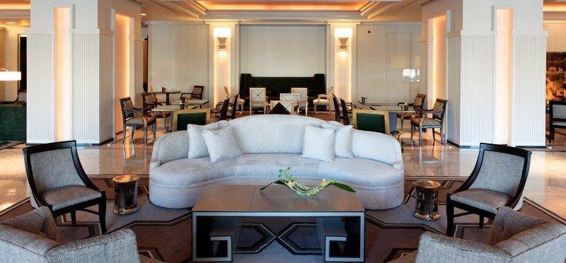 La venta del Hotel Villa Magna por 180 M € fue la mayor del periodo.