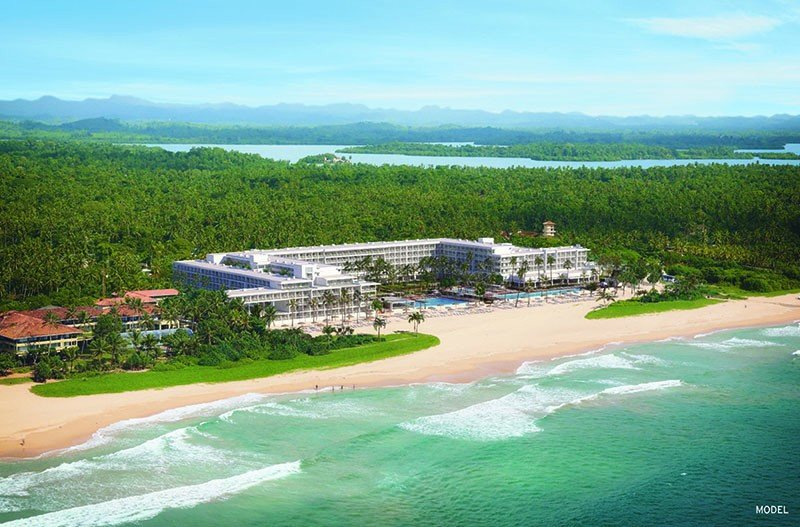Riu llega a Asia con su primer hotel en Sri Lanka