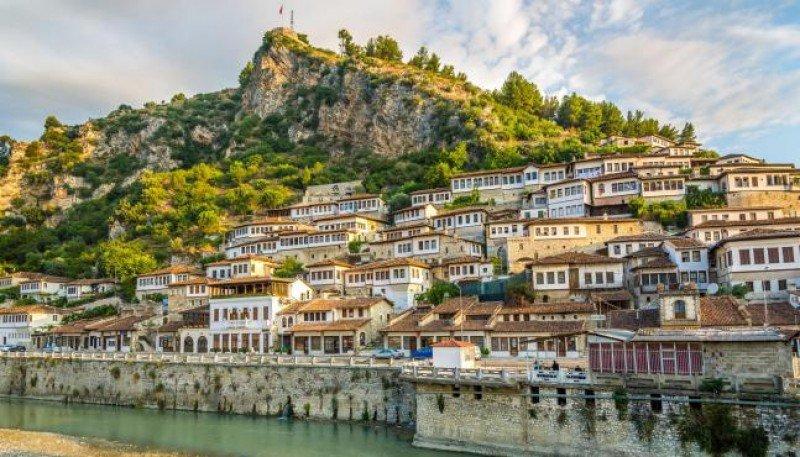 El municipio de Berat. Imagen: Invest in Albania