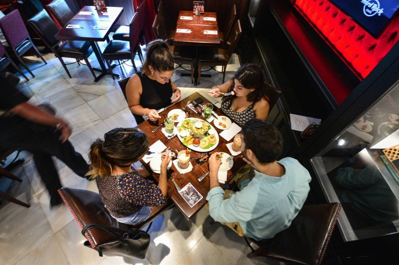 Abre el Hard Rock Cafe Sevilla