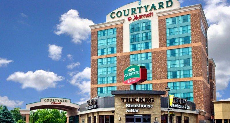 Marriott prefiere su marca Courtyard para el mercado mexicano