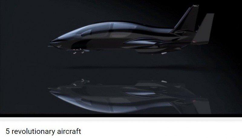 Cinco aviones del futuro (vídeo)