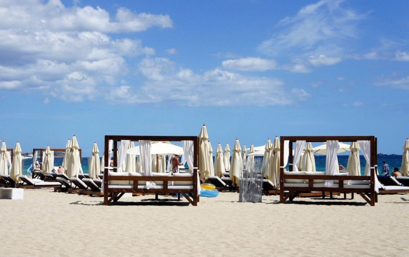 Los hoteles de playa más caros de Europa están en Ibiza