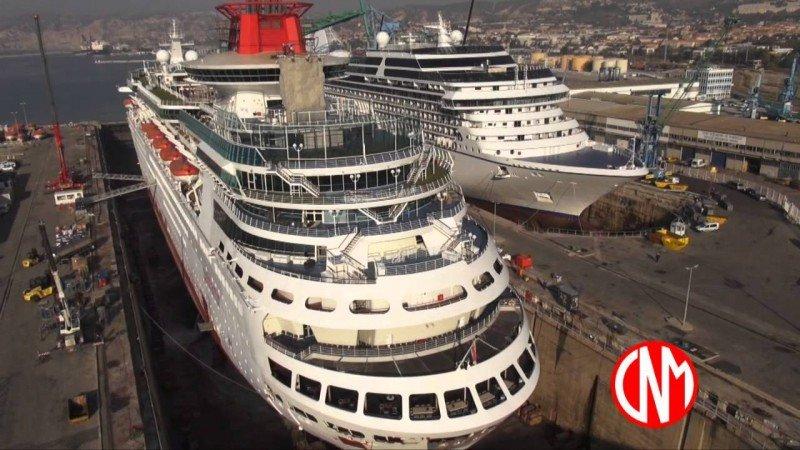 Costa Cruceros invertirá 10 M € tras adquirir el 33,3% de Chantier Naval