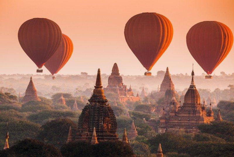 Yangon, el primer destino en Myanmar para Emirates.