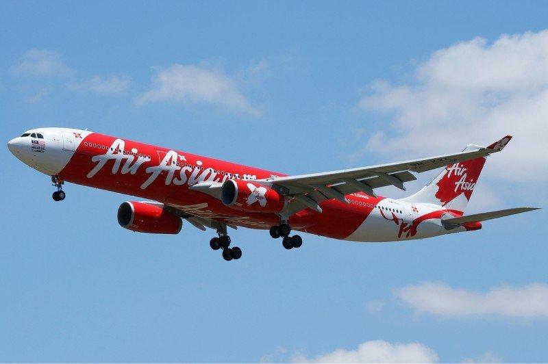 Un avión Airbus A330-300 de Air Asia. Imagen: Mehdi Nazarinia / Wikimedia Commons.