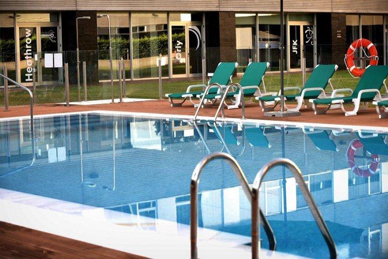 El hotel Axor Barajas invierte 240.000 € en la mejora de su oferta de ocio
