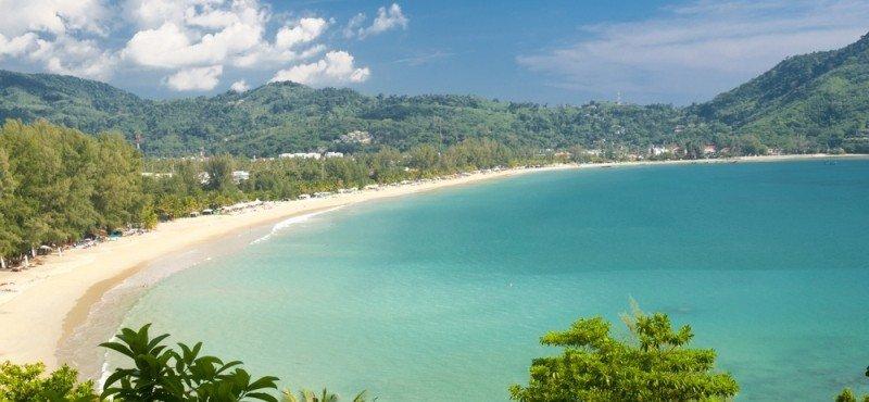 Uno de los atentados tuvo lugar en la isla de Phuket.