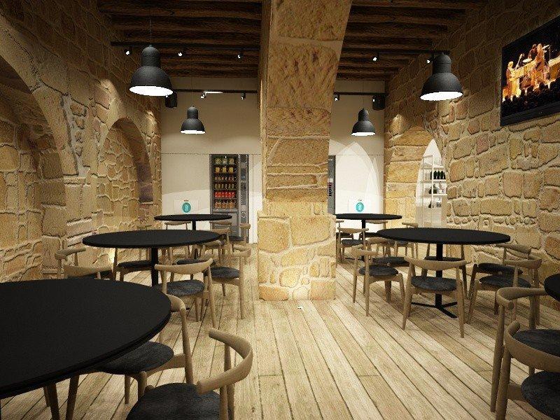 En el Bluesock Hostel Oporto se ha dado mucha importancia a las zonas comunes para que los millennials dispongan de espacios donde interactuar.