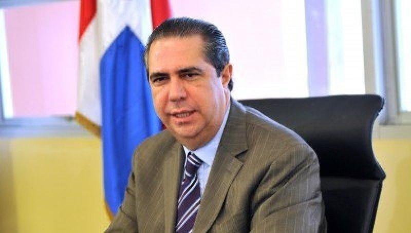 El ministro de Turismo de República Dominicana Francisco Javier García.