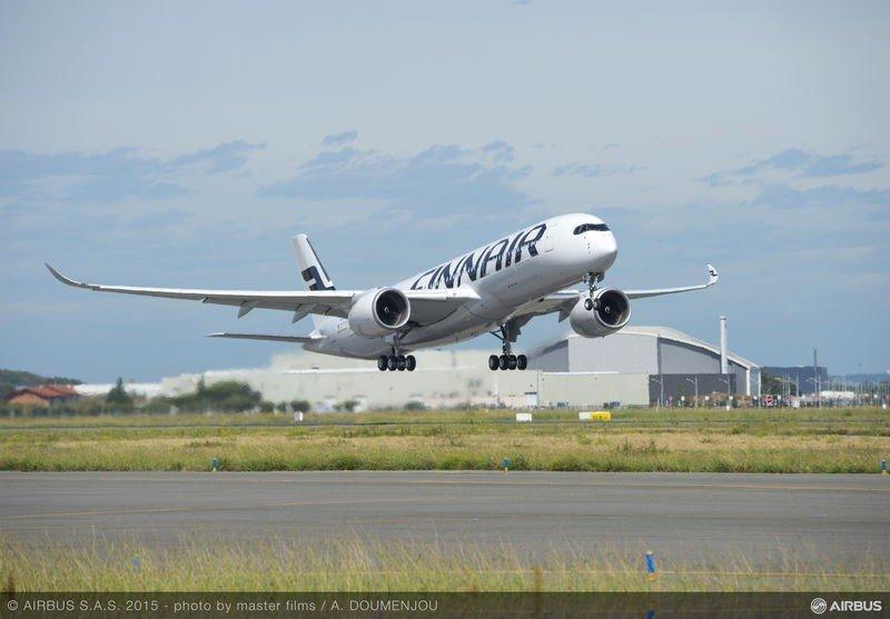 Finnair espera aumentar anualmente su capacidad entre un 8% y un 10% antes de finales de 2018.