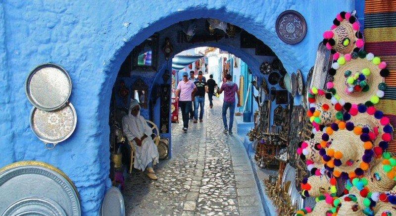 Caen los indicadores turísticos de Marruecos en el primer semestre