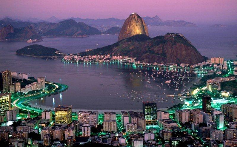 Los turistas se muestran muy satisfechos de su estancia en Brasil, según la encuesta presentada.