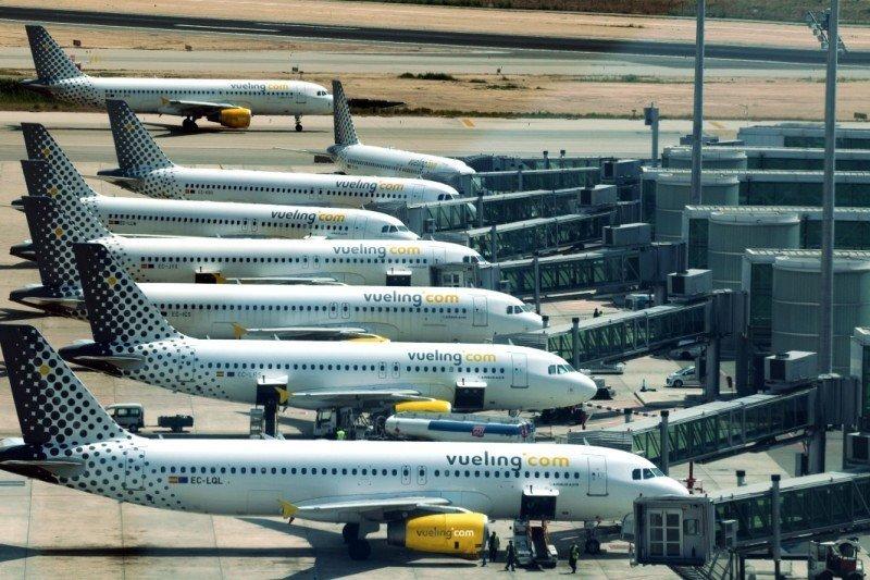 Vueling cuenta con una base de operaciones en el aeropuerto de París Orly.