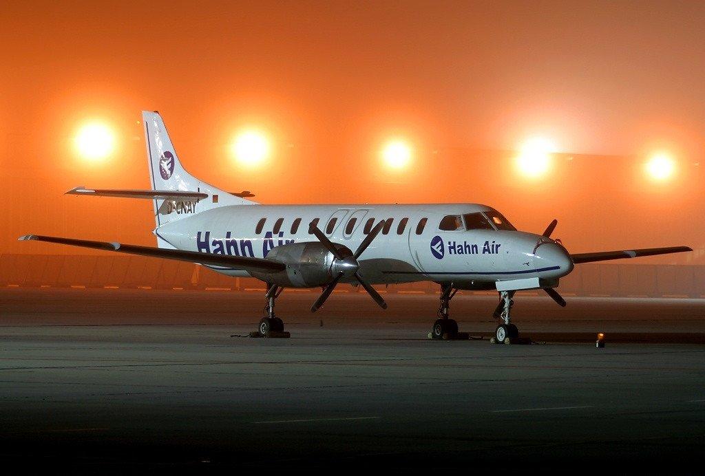 Hahn Air ofrece servicios de distribución para otras aerolíneas desde 1999.