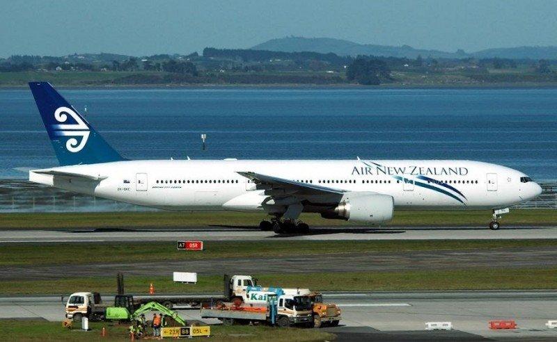 Air New Zealand registra beneficios récords
