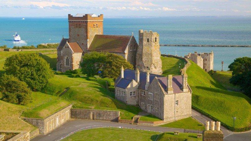 Una imagen del condado de Kent, donde se pondrán en marcha proyectos para captar más visitantes. Foto: Expedia.
