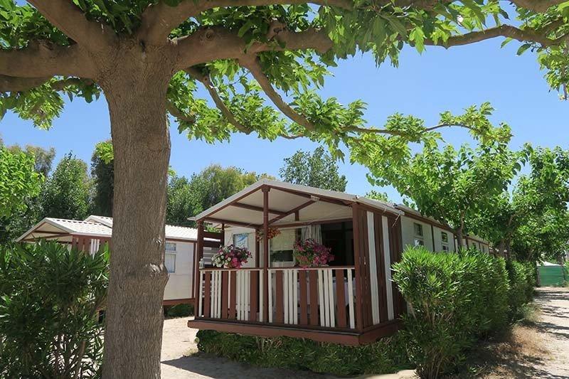 En los campings los bungalows están de moda, con una ocupación del 95% prevista para agosto, mientras en los hoteles de interior subirá un 19%.
