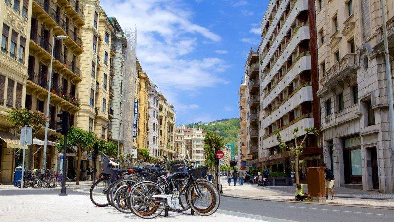 San Sebastián. Foto: Expedia.es.