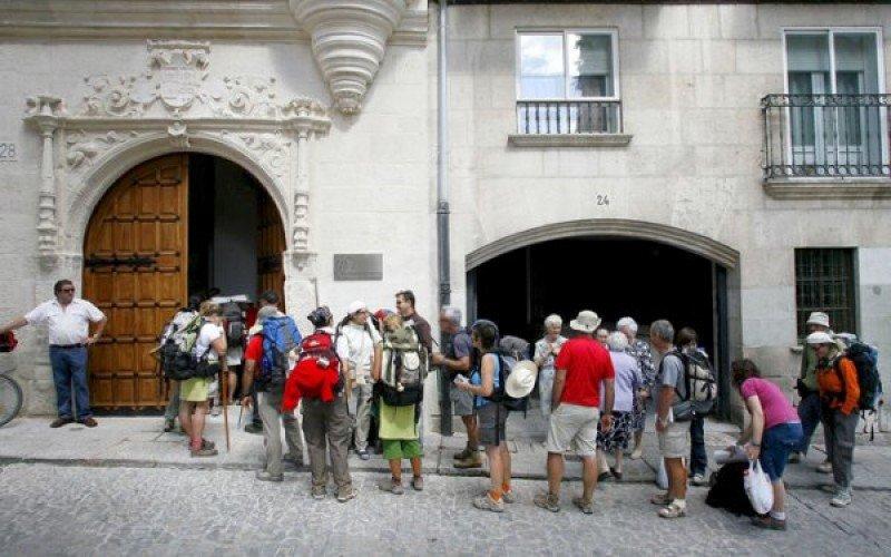 El Camino de Santiago genera un 12% más de estancias en Castilla y León