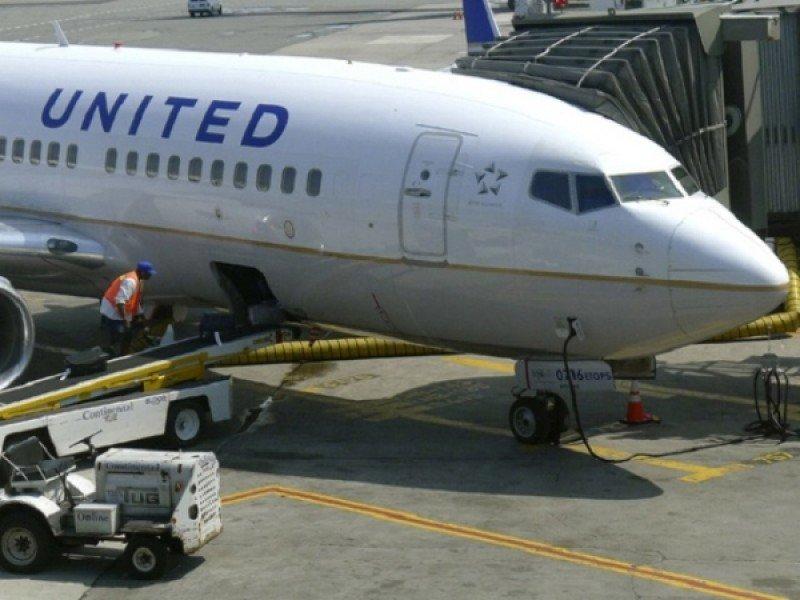 Dieciséis heridos enun vuelo de United Airlines por fuertes turbulencias