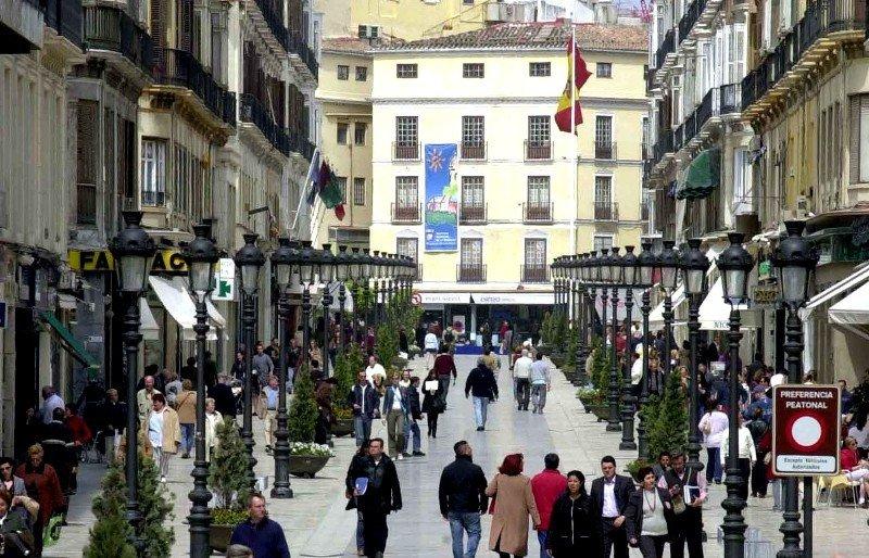 Imagen de archivo de Málaga.
