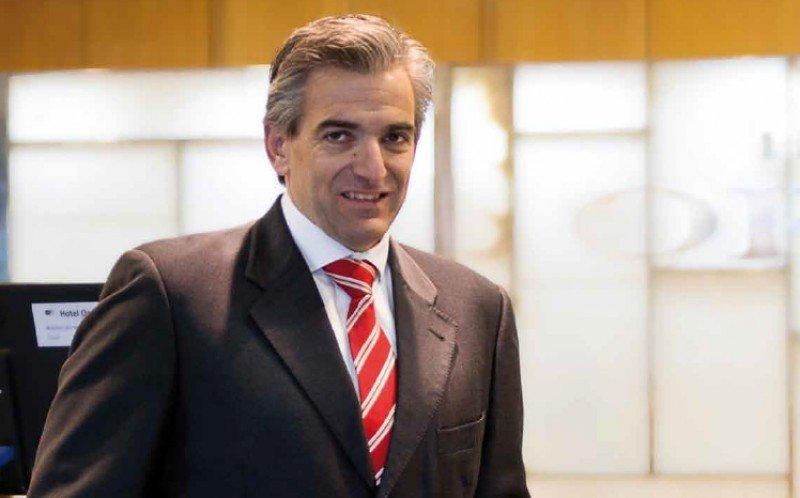 Pedro Marco, administrador de la empresa hotelera Inturmark, Jaca, y presidente de la Asociación de Empresarios de la comarca de la Jacetania.