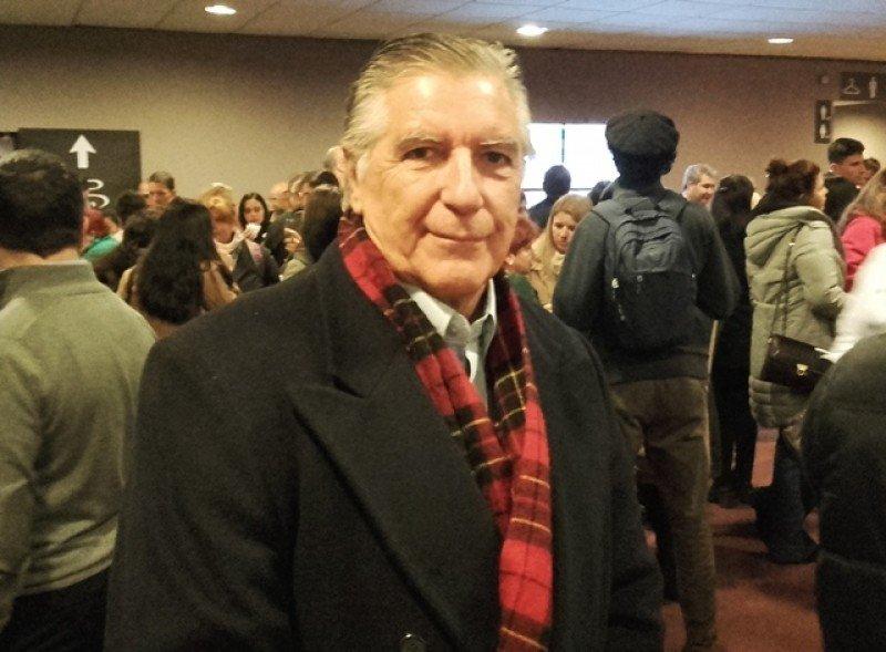 Albérico Saldivia, gerente comercial de Altos del Arapey.
