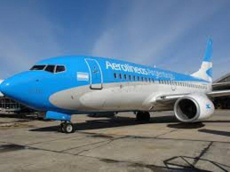 Aerolíneas Argentinas aumentó sus ventas en vacaciones de invierno