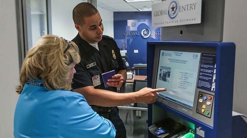 Argentina ingresa al programa Global Entry de Estados Unidos