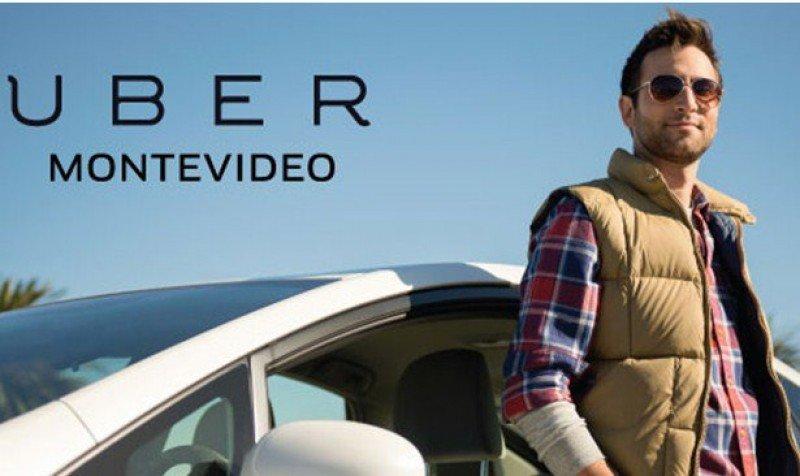 El servicio de Uber entró en Montevideo hace 10 meses.
