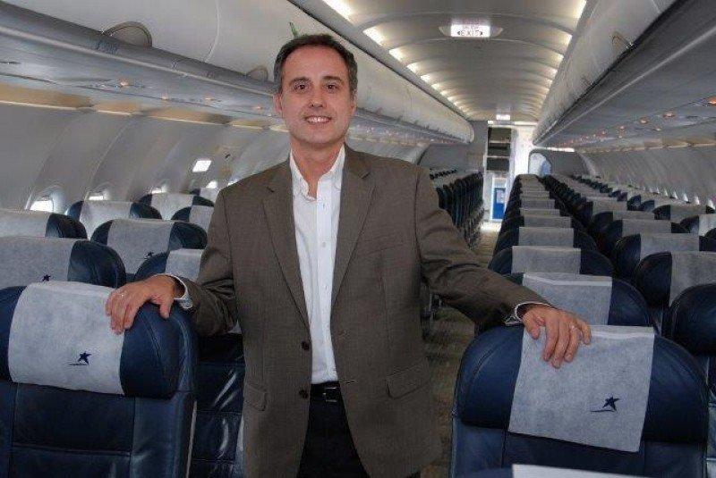 Javier Macías, nuevo gerente general de LATAM Airlines en Uruguay