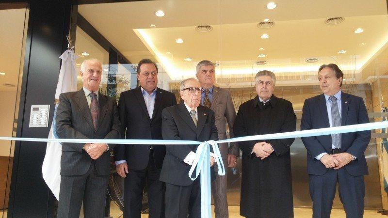FEHGRA inaugura edificio anexo en contexto de crisis de competitividad