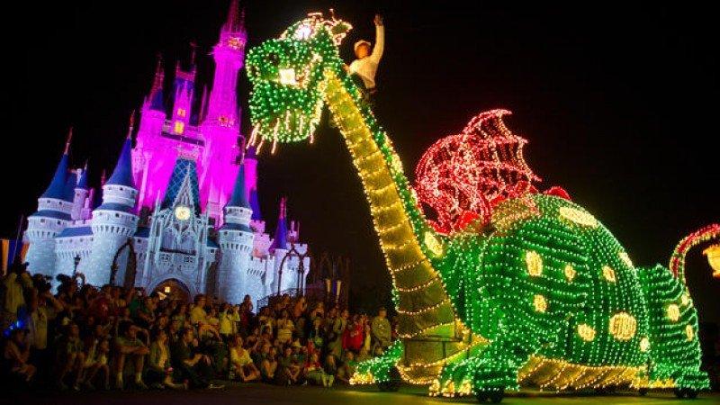 Disney World dejará de hacer su tradicional Desfile de las Luces
